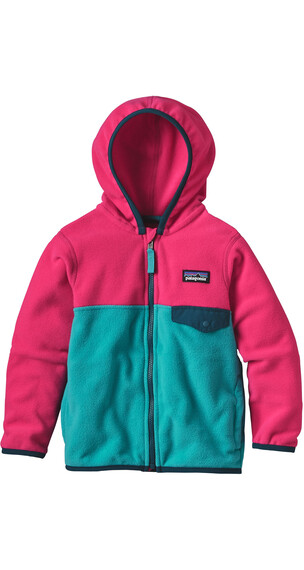 Patagonia Babies Micro D Snap-T Jacket Epic Blue